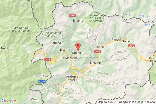 Barranquismo - Andorra,AD300 Segudet, Andorra