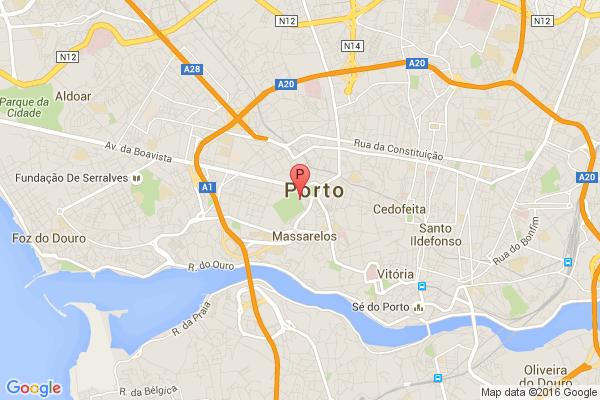Ruta Mediodia - Oporto,Rua de Agramonte 136, Porto