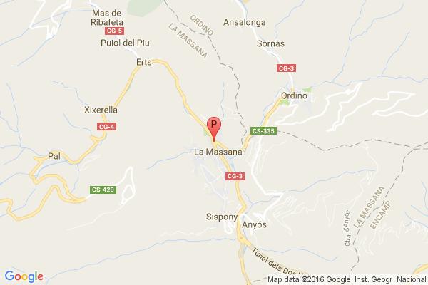 Telecabina Vallnord,AD400 La Massana, Andorra